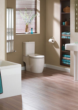 Related Beo Eternity Square Complete Bathroom Suite
