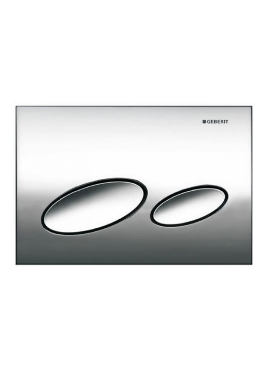 Related Geberit Kappa20 Flush Plate Gloss - 115.228.21.1