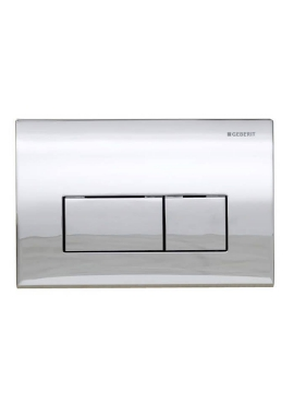 Related Geberit Kappa50 Flush Plate - 115.260.21.1