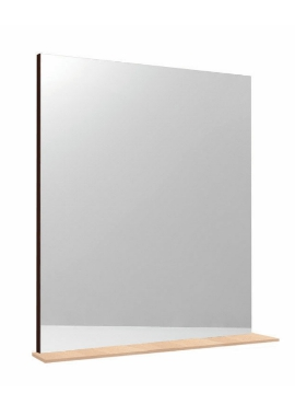 Related Noble Fitted 700 x 700mm Cashmere Mirror With Shelf