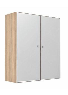 Related Noble Fitted 600 x 700mm Cashmere Double Mirror Cabinet