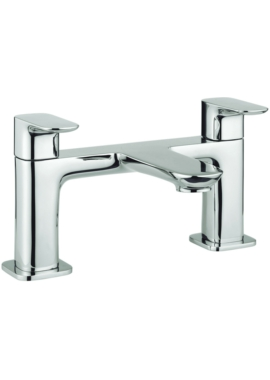 Related Adora Serene Dual Lever Deck Mounted Bath Filler Tap