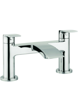 Related Adora Flow Dual Lever Deck Mounted Bath Filler Tap