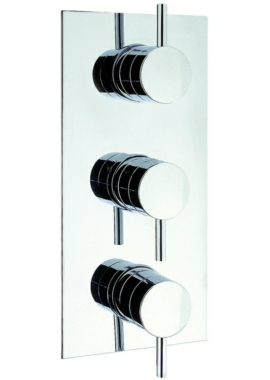Related Adora Fusion Portrait 3 Control Thermostatic Shower Valve