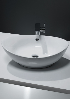 Related Cassellie Oval Counter Top Basin 580 x 383mm