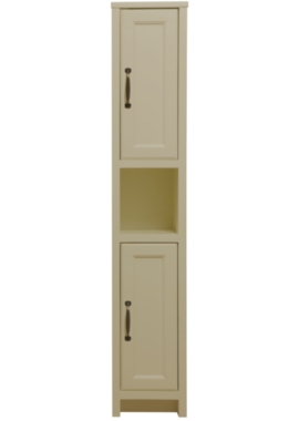Related Chartwell Mocha Tall Storage Cabinet 350 x 1900mm