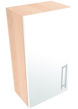 Related Noble Fitted Wall Mounted Single Door Unit 300 x 660mm