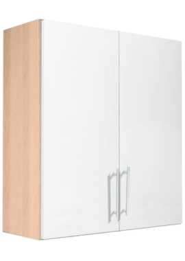 Related Noble Fitted Wall Mounted Double Door Unit 600 x 660mm