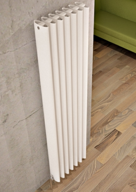 Related Oval Vertical White 410 x 1800mm