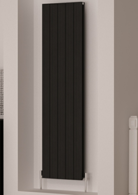 Related Monza Double Vertical Black 470 x 1800mm
