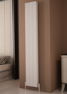 Related Monza Double Vertical White 280 x 1800mm