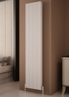 Related Monza Double Vertical White 375 x 1800mm