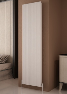 Related Monza Double Vertical White 470 x 1800mm