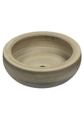 Related Dune Lavabo Nepal Countertop Ceramic Washbasin - 187134