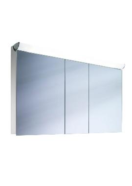 Related Schneider FaceLine 3 Door Mirror Cabinet 1300mm