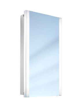 Related Schneider Slideline 480mm Single Sliding Mirror Door