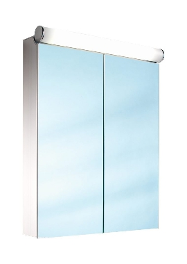 Related Schneider Prideline 2 Door 1200mm Mirror Cabinet With Flourescent Lighting