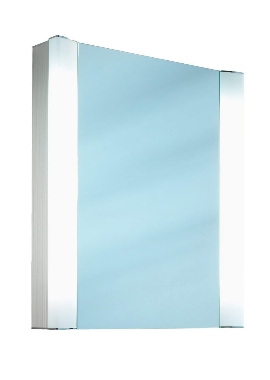 Related Schneider Splashline Single Door Mirror Cabinet 600 x 900mm