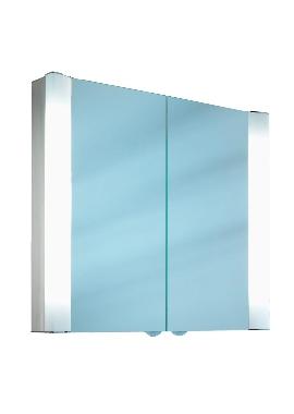 Related Schneider Splashline 2 Door 800mm Mirror Cabinet