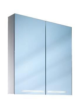 Related Schneider Graceline Double Door Mirror Cabinet 1200mm