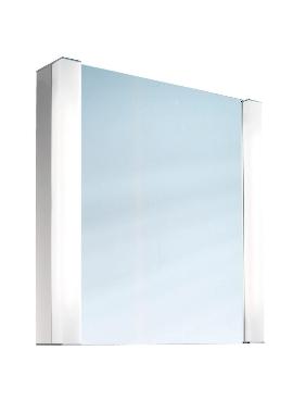 Related Schneider Pepline Single Door 600mm Mirror Cabinet