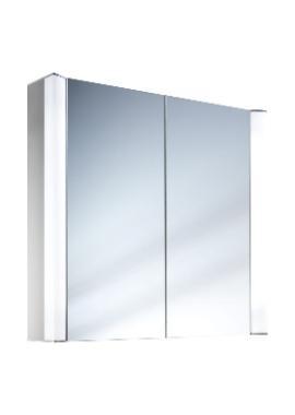 Related Schneider Moanaline 2 Door 800 x 640mm Mirror Cabinet