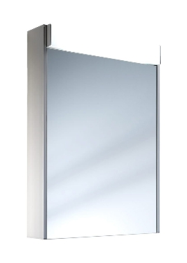 Related Schneider Moanaline 1 Door 550mm Mirror Cabinet With Overhead Light