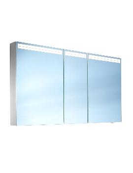 Related Schneider Arangaline 1300mm 3 Door Mirror Cabinet