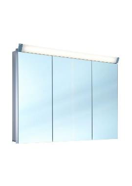 Related Schneider Paliline 3 Door 1000mm  Mirror Cabinet With LED Light