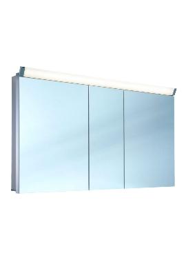 Related Schneider Paliline 1500mm 3 Door Mirror Cabinet With LED Light