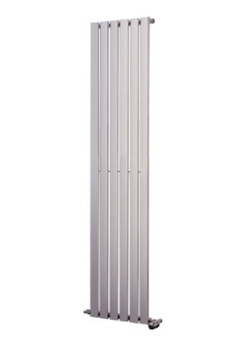 Related Eucotherm Mars Chrome Flat Panel Vertical 270 x 1500mm