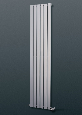 Related Eucotherm Mars Chrome Flat Panel Vertical 550 x 1800mm