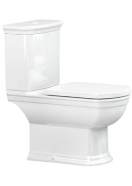 Related Utopia Quantum Classical Close Coupled WC With Soft Close Seat