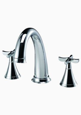 Related Utopia Salino 3 Hole Bath Filler Tap