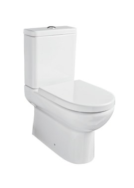 Related Kartell Ratio Close To Wall WC With Cistern And Seat