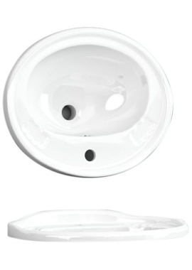 Related Utopia Quantum Classical Drop-in Basin 530 x 450mm