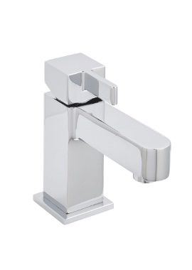 Related Kartell Eton Mono Basin Mixer Tap With Click Waste