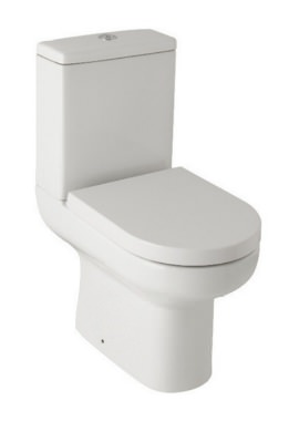 Related Kartell Revive Close Coupled WC Pan With Cistern And Seat