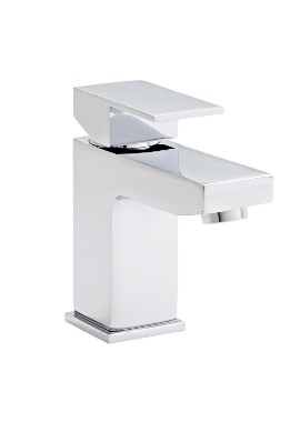 Related Kartell Element Mono Basin Mixer Tap With Click Waste