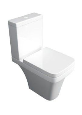 Related Kartell Sicily Close Coupled WC Pan With Cistern And Seat