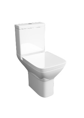Related Kartell Project Square Closed Coupled WC With Seat