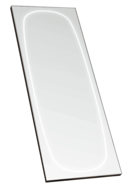 Related Utopia Deluxe Outline 450 x 1200mm Portrait Mirror