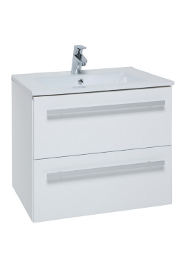 Related Kartell Purity 600mm Wall Mounted Drawer Unit And Basin