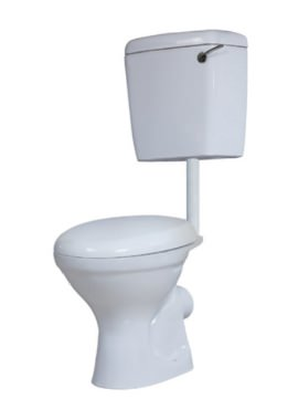 Related Kartell Alpha Low Level Toilet With Side Feed Cistern