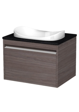 Related Utopia Halo Modular 800mm Mineralcast Voyage Washbasin Unit