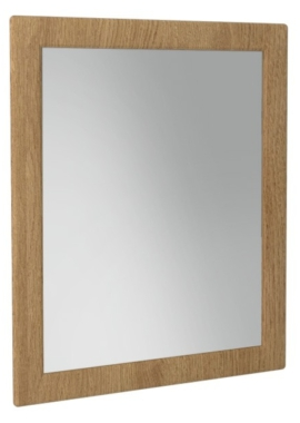 Related Utopia Solid Timber 700 x 850mm Framed Mirror