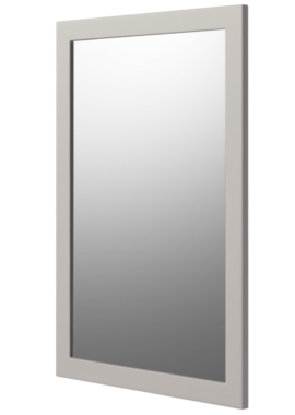 Related Noble Classic Earl Grey Framed Mirror 400 x 750mm