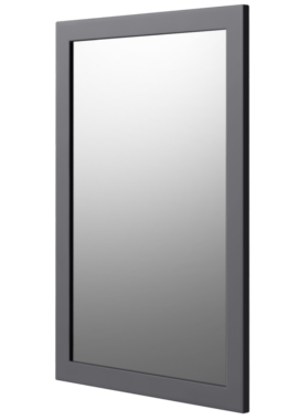 Related Noble Classic Graphite Framed Mirror 400 x 750mm