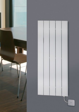 Related Eucotherm Mars Electro Flat Panel Electric Vertical 370 x 900mm