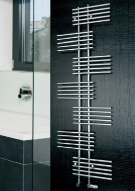 Related Eucotherm Parallel Rail Chrome Towel 650 x 1762mm